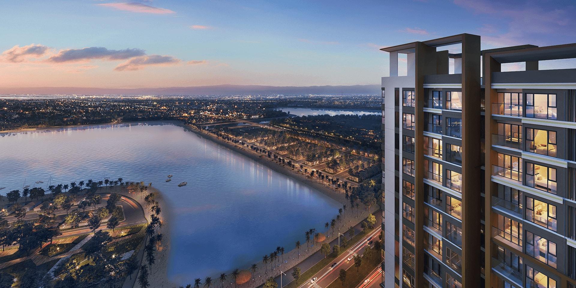 masteri waterfront vinhomes ocean park
