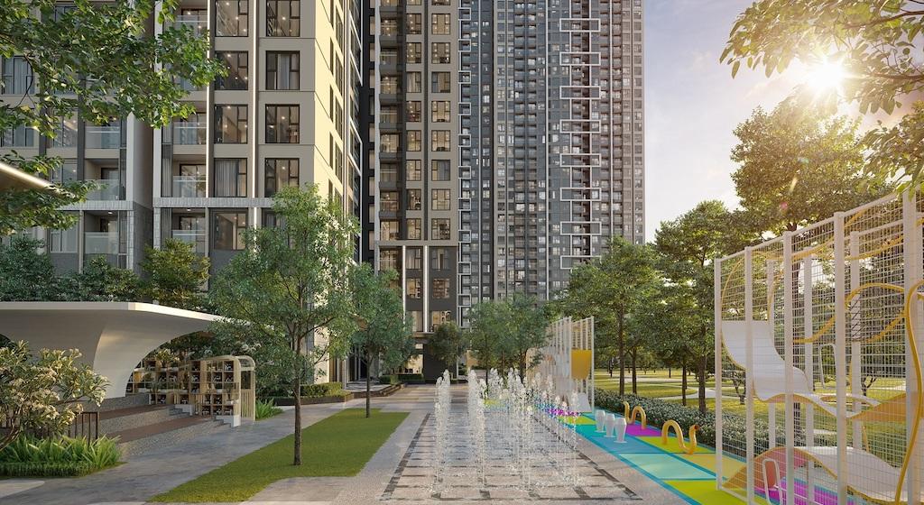 Nhu cầu bất động sản chuẩn quốc tế khu Tây Hà Nội